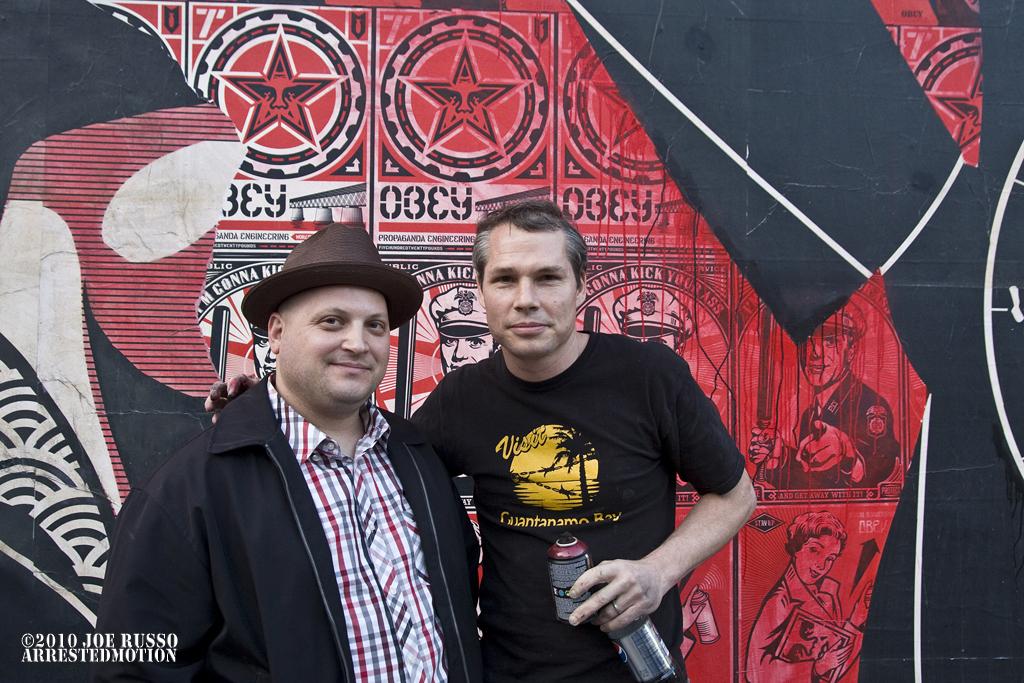 Shep & Jonathan Levine
