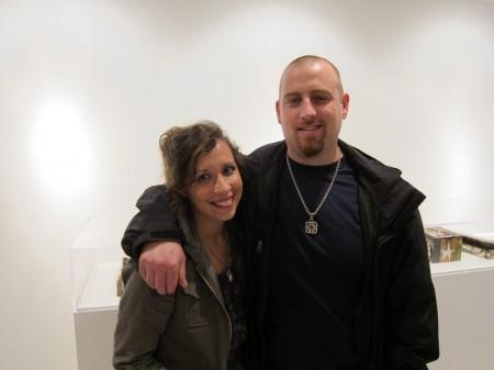 Sarah & Saber