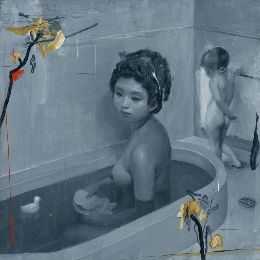 James Jean - Sink II