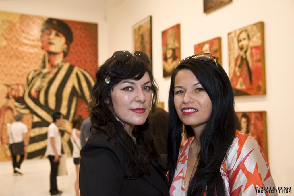 Camille Rose Garcia& Merry Karnowsky