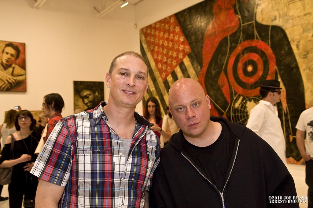 Dante Ross & Phil Frost