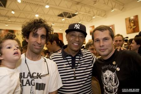 Glen E. Friedman, Russell Simmons & Shepard