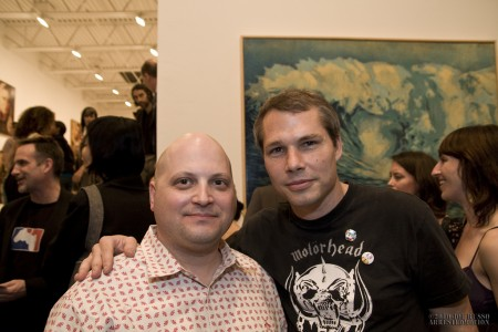 Jonathan Levine & Shepard Fairey