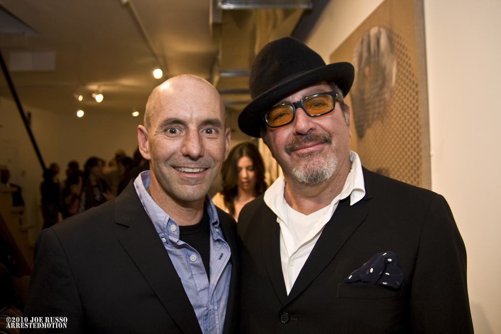 Pat Magnarella + Roger Klein