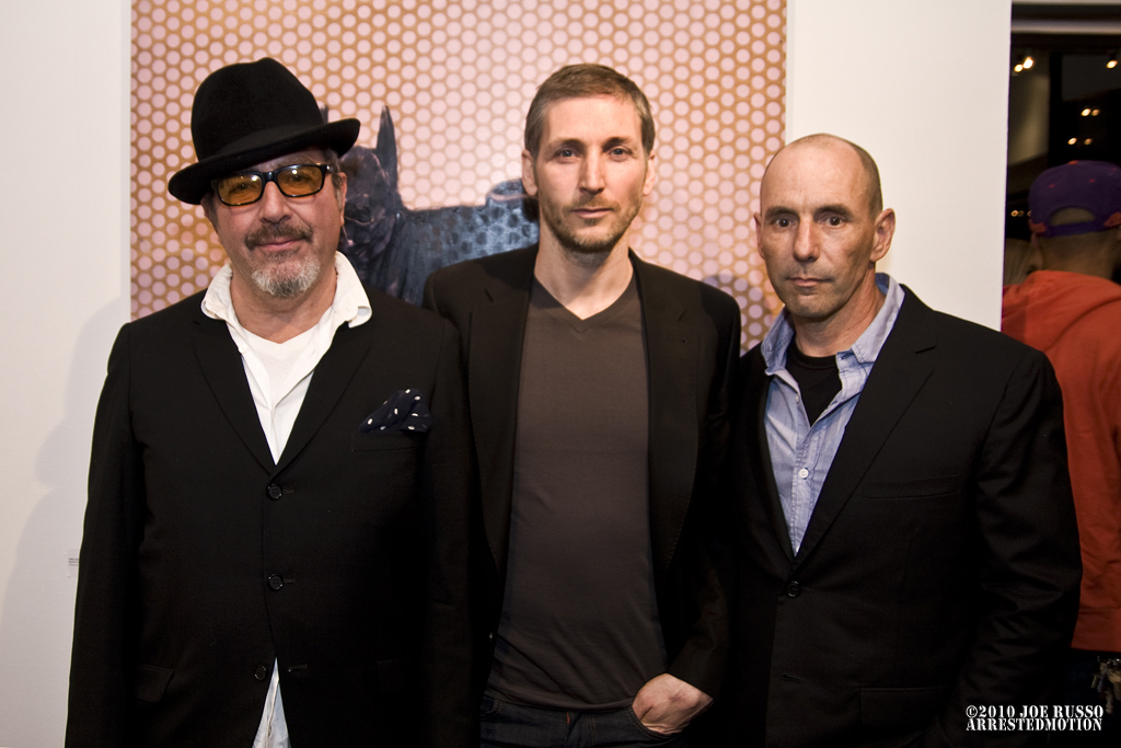 Roger Klein, Charming Baker, & Pat Magnarella