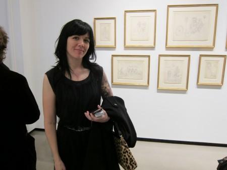 Kirsten Anderson of Roq La Rue