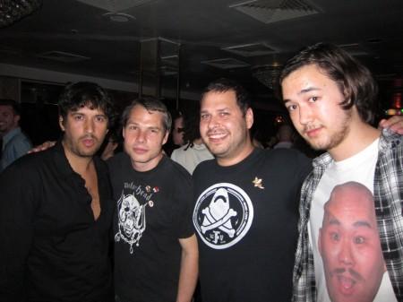 Friends with you (Arturo  & Sam), Shepard, Jason Jaworski
