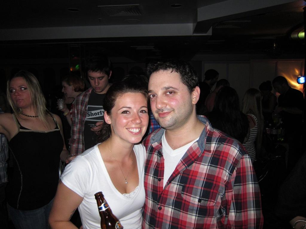 Lynzy Blair & Josh Liner
