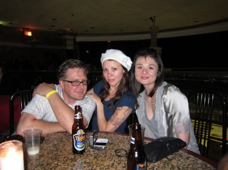 Adam Wallacavage, Lola, Kendall Johnson