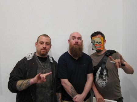 Saber, Logan Hicks & Sweet Toof