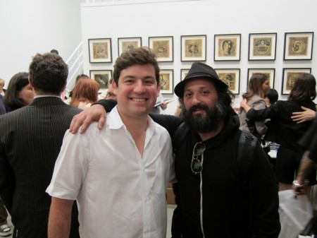 Pedro Alonzo + Mr. Brainwash... do we sense a coming retrospective?