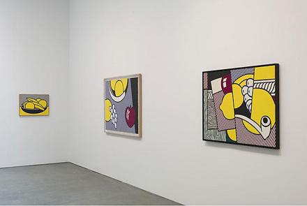 roy-lichtenstein-still-lifes-gagosian-gallery-2010-installation-view-3