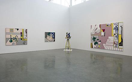 roy-lichtenstein-still-lifes-gagosian-installation-view1