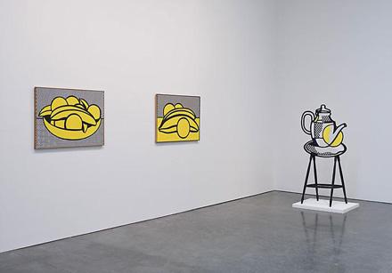 roy-lichtenstein-still-lifes-gagosian-installation-view2