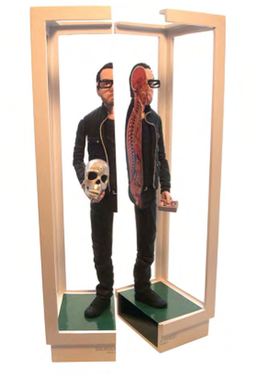 Mike Leavitt - Hirst (Art Army Figure)