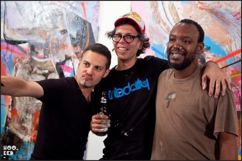 Remi, Jaybo & Juice 126