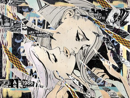 "Faile - ""Never Enough"", 2010"