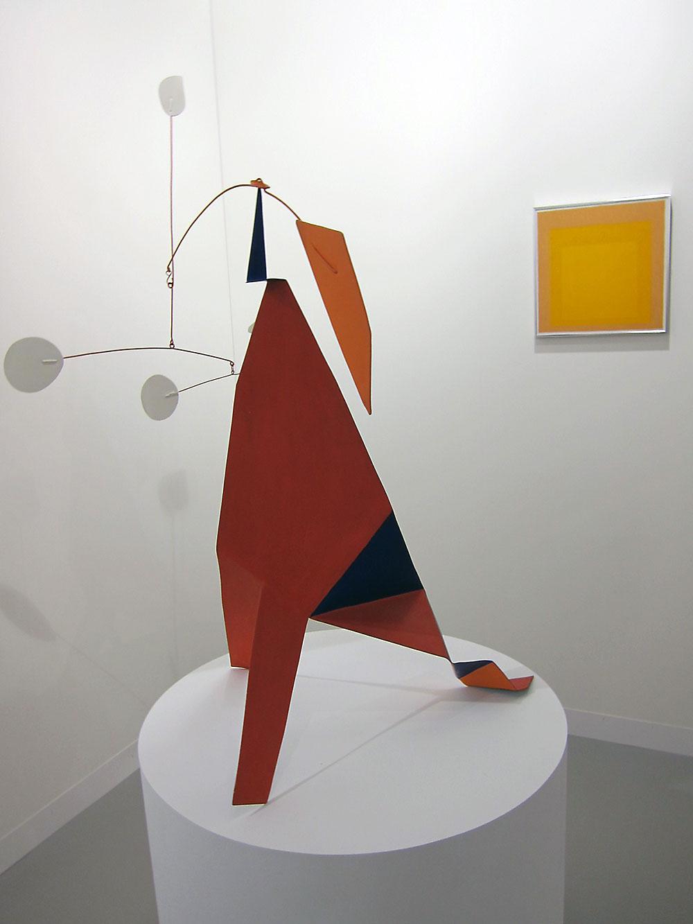 Calder and Albers