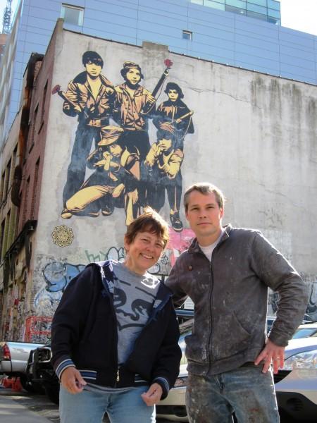 Shepard & Martha Cooper