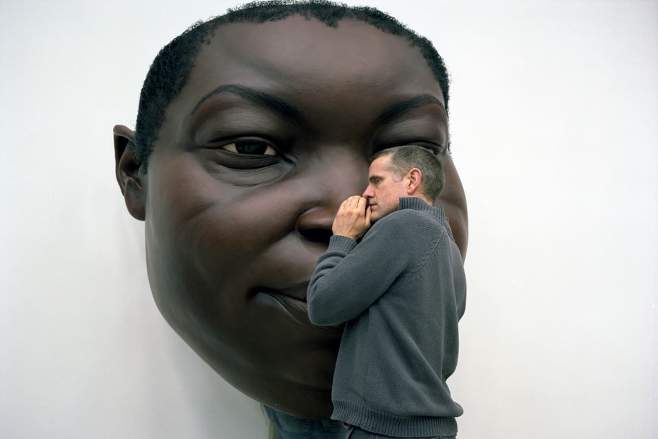 Ron Mueck Workshop. © Gautier Deblonde.