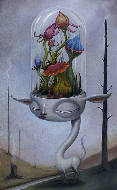 Scott Musgrove for beinArt Surreal Collective show