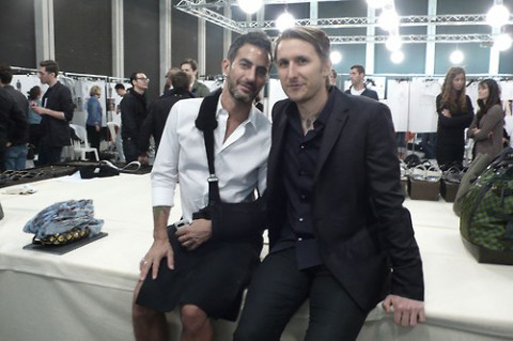 Marc Jacobs & Scott Campbell