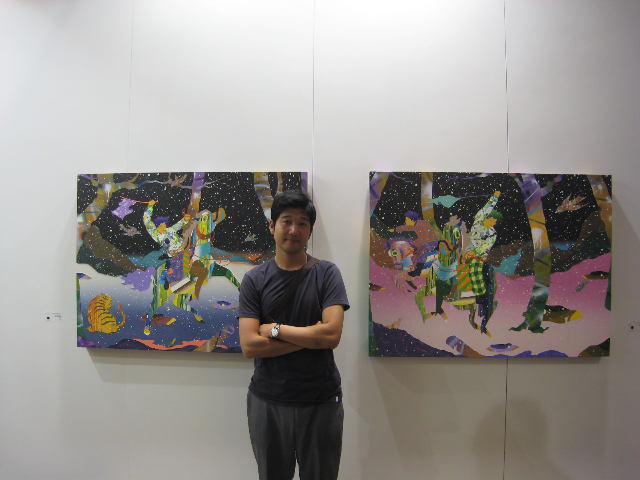 Matsu at Art HK '10