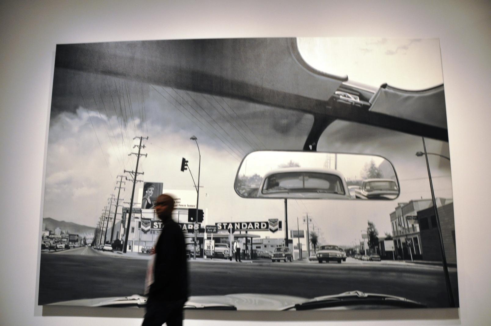 """Openings: Dennis Hopper – """"Double Standard"""" @ MOCA ..."""