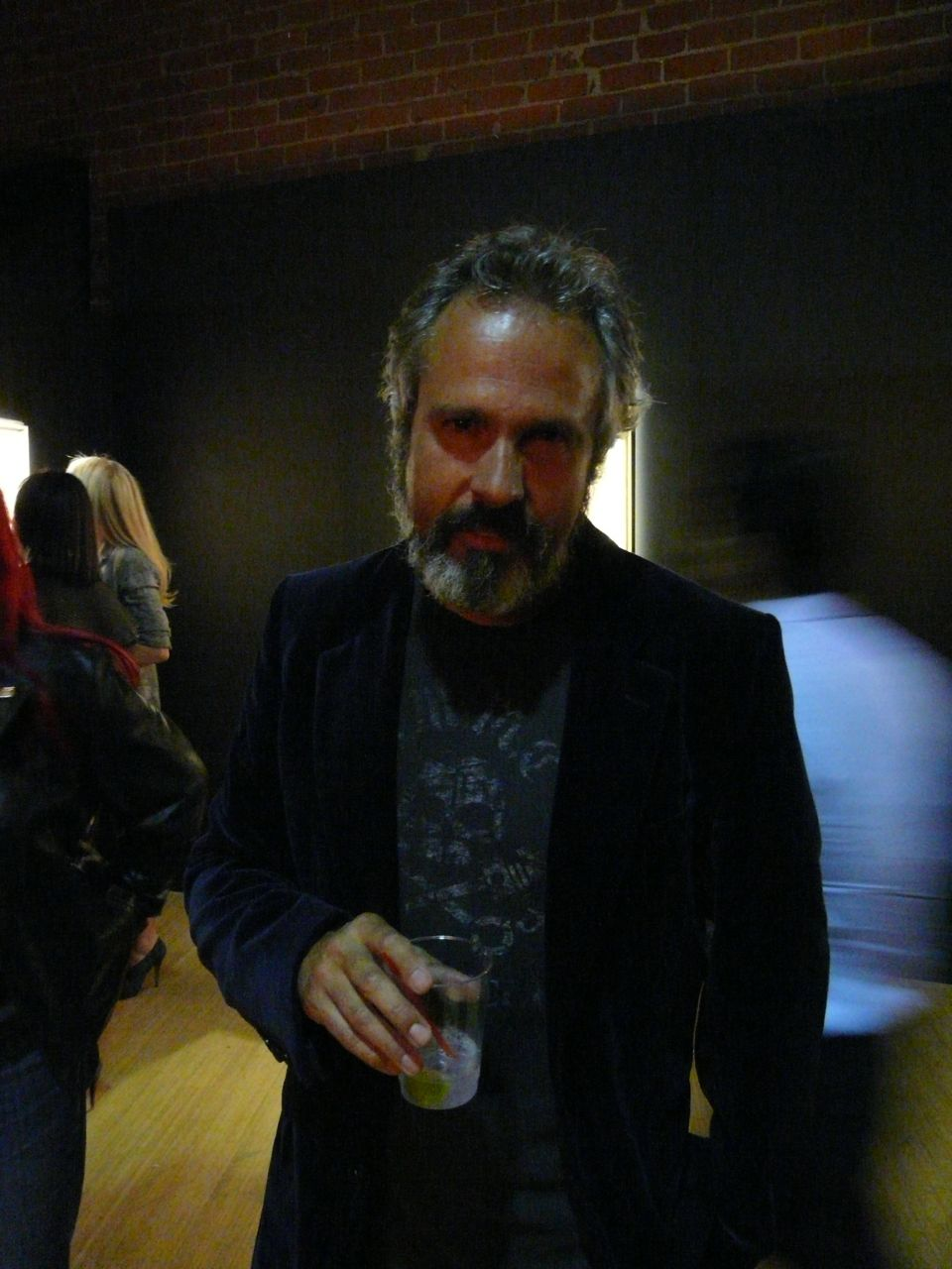 The Most Interesting Man in the World...actually, just Gary Baseman