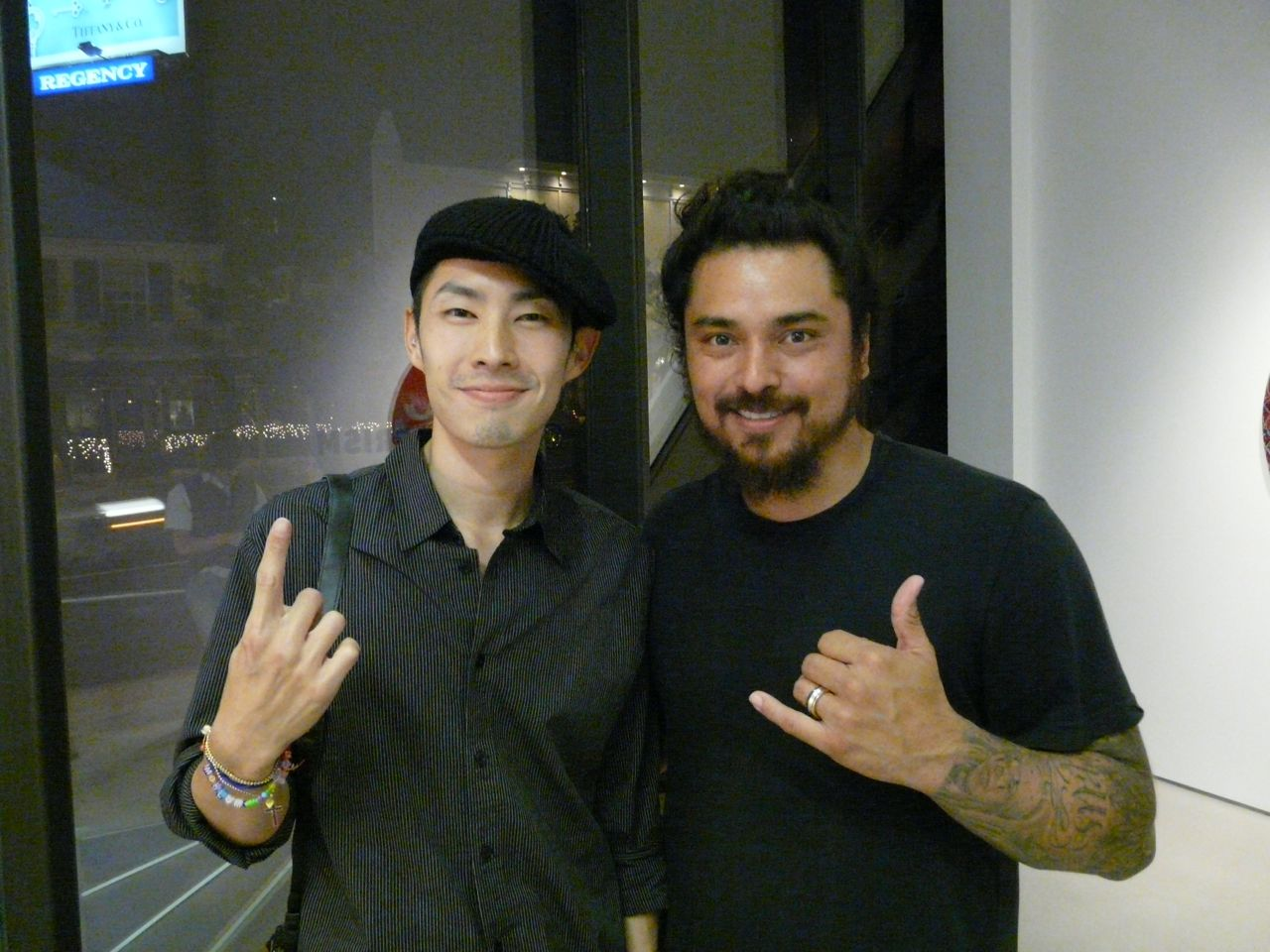 Vanness Wu & PM Tenore (RVCA)