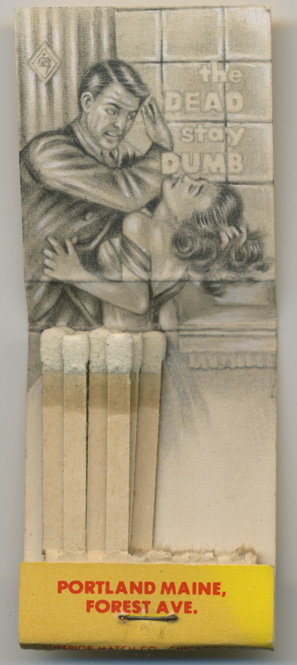 Jason D`Aquino Matchbooks