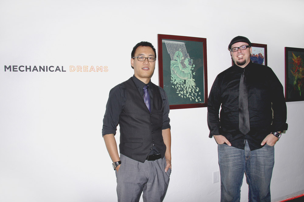 Kevin Tong & Garry Booth