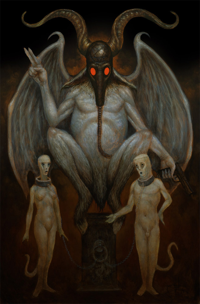 The Devil - Chet Zar