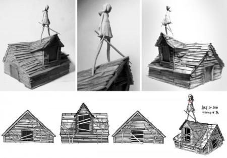 Prototype for Art Toy