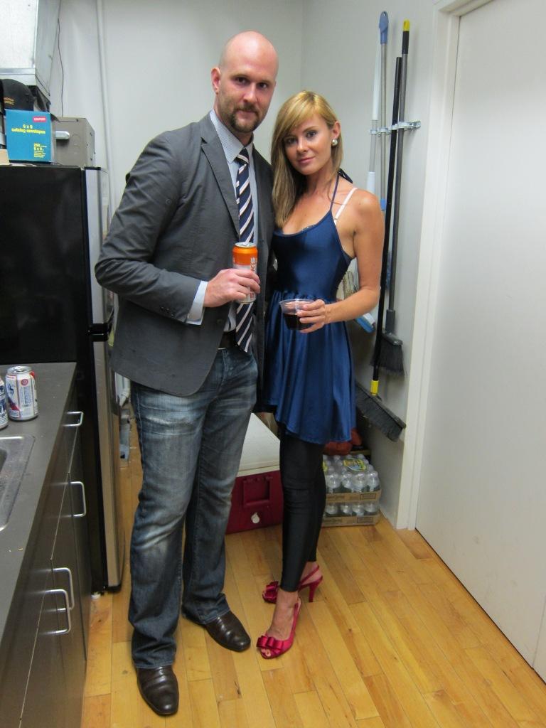Ryan Bradley & Ewelina Ferruso