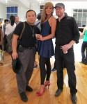 Travis Louie, Ewelina Ferruso & Kris Kuksi