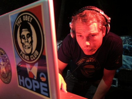 DJ Diabetic rocked the house