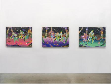 Tomokazu Matsuyama for Josh Liner Gallery