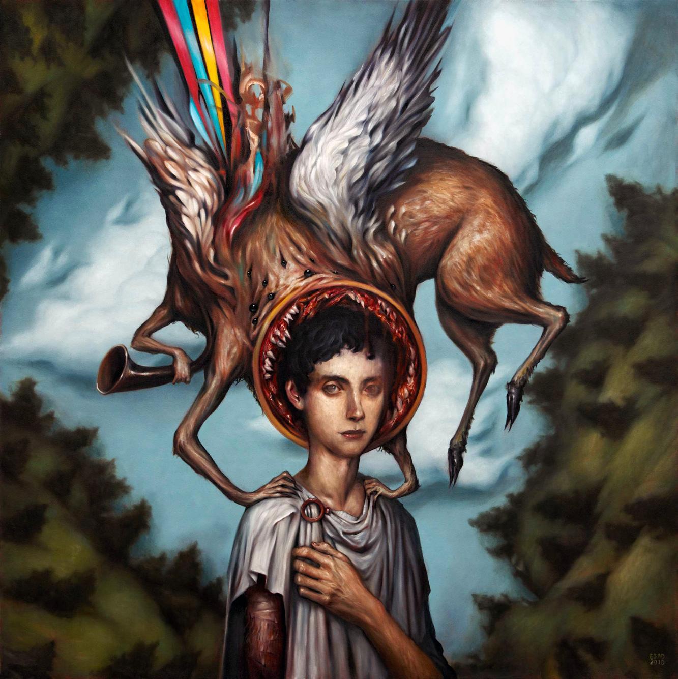 Blue Sky Noise - Album cover art for Circa Survive