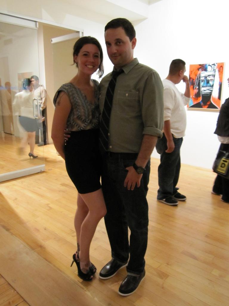 Lynzy Blair & Joshua Liner