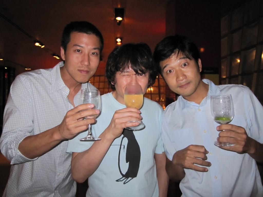 AM with Nara & Matsu