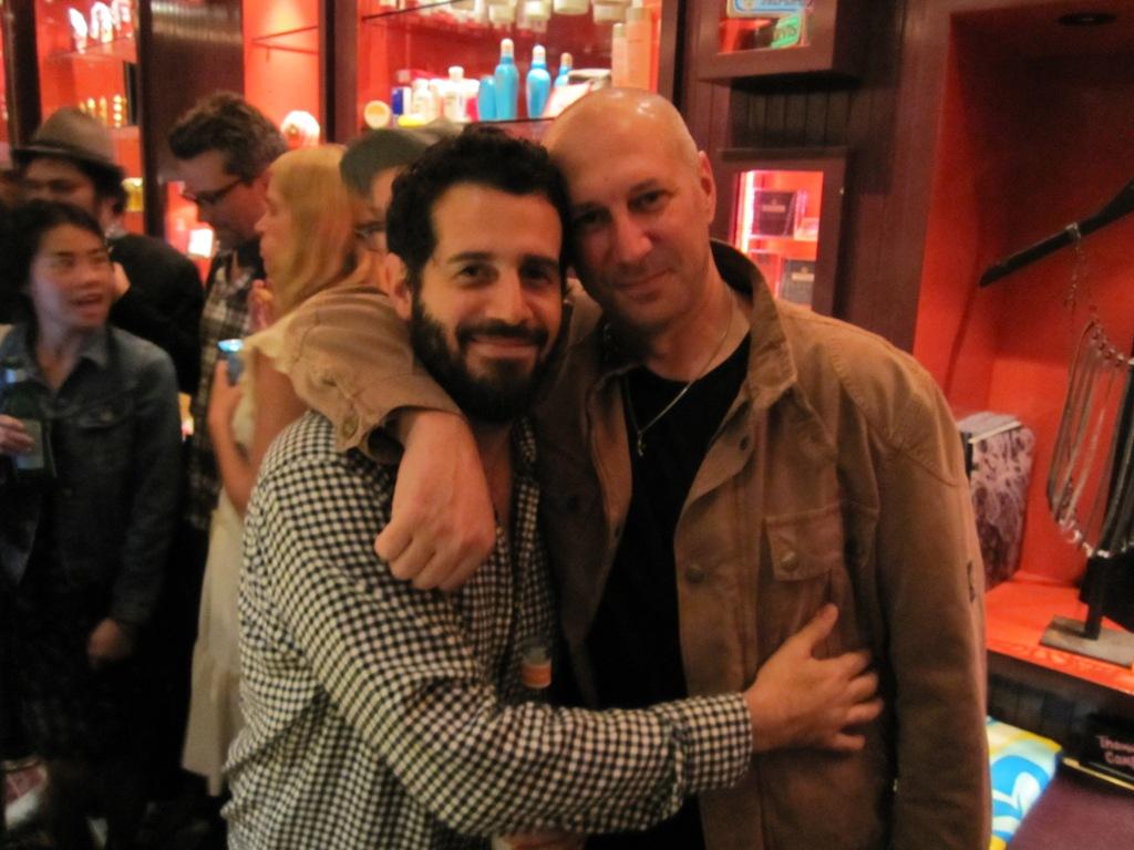 Jose Parla & Eric Haze