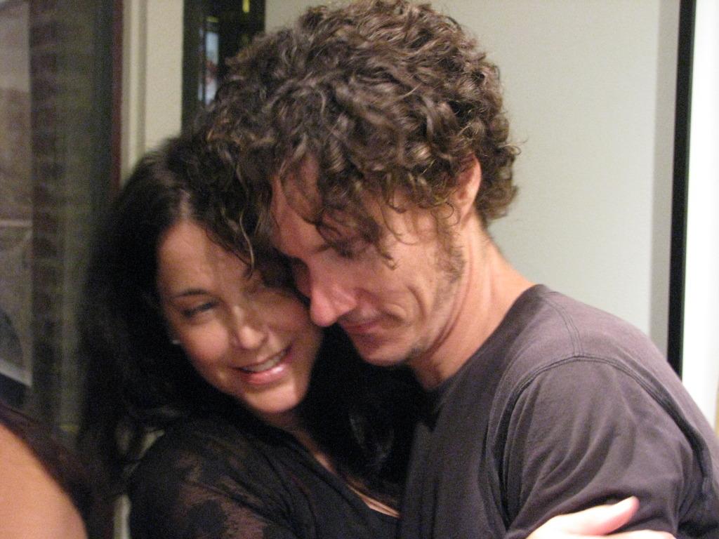 BLK/MRKT's Jana DesForges with partner Dave Kinsey