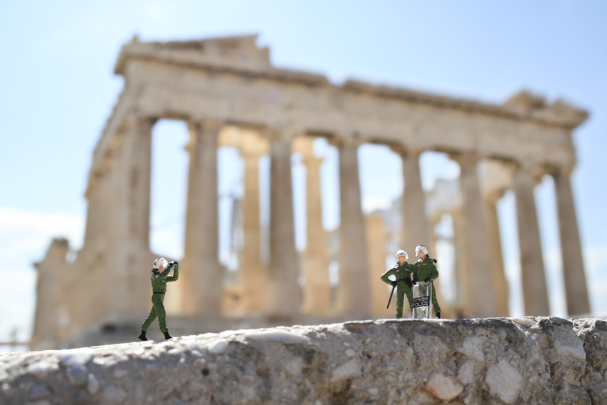 The Sights - The Acropolis, Athens, Greece