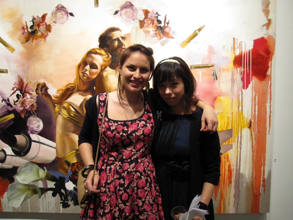 Chloe Early & Amy Sol