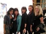 Sybil Martinez, Kim Chueh, Amy Sol, Lola, Brandi Milne