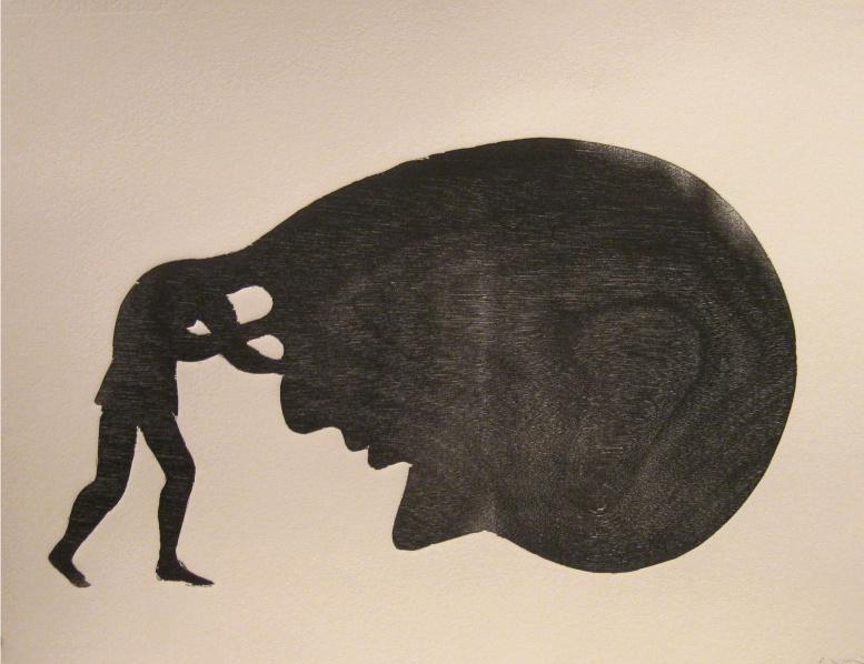'Head' by Sam3 (Spain)