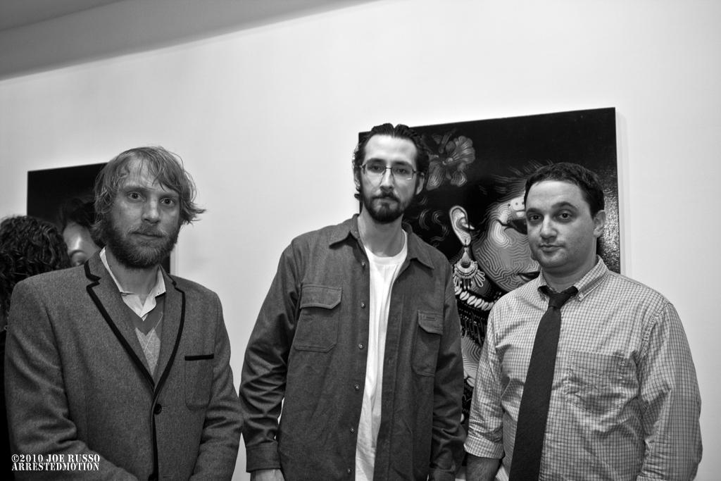 Damon Soule, El Mac, Josh Liner
