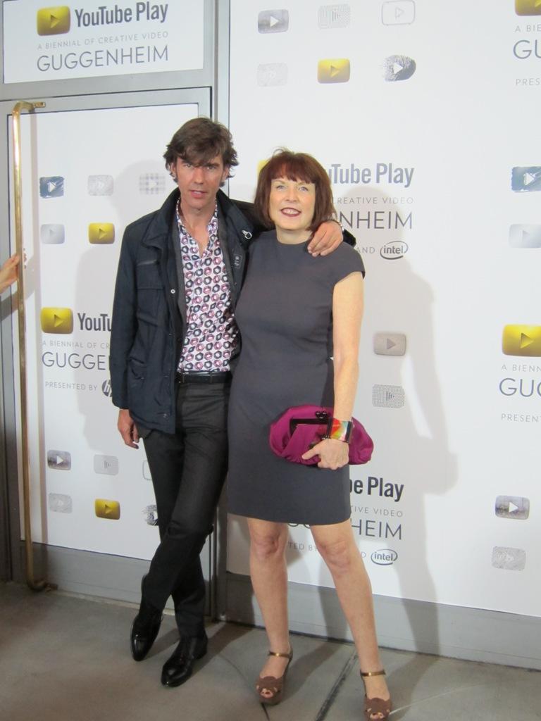 Stefan Sagmeister & Marilyn Minter