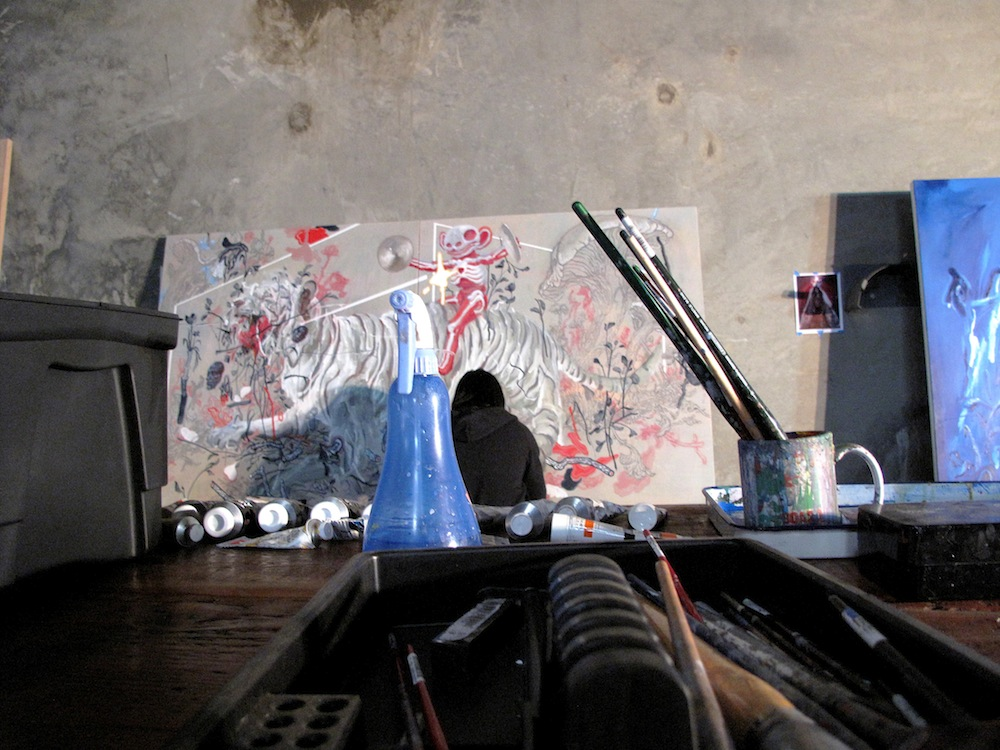 la-secret-studio-james-jean-painting-upper-playground-good-smile